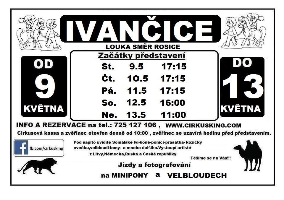 Ivančice 2018