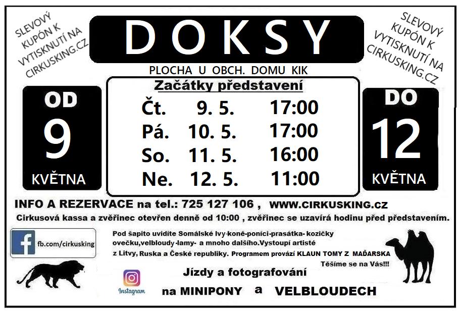 Doksy 2019